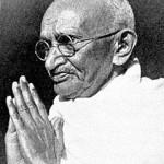 Gandhipraying