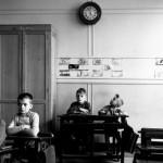 le cadran scolaire- Paris 1956 BD-117fc