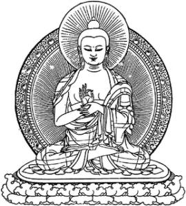 sakyamuni bouddha